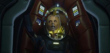 Prometheus - Dunkle Zeichen mit Charlize Theron