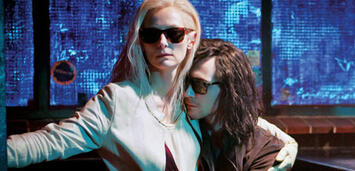 Bild zu:  Tilda Swinton und Tom Hiddleston in Only Lovers Left Alive