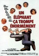 Ein Elefant irrt sich gewaltig
