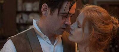 Colin Farrell und Jessica Chastain in Fräulein Julie