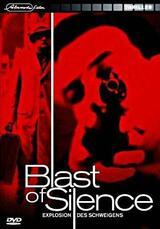 Blast of Silence - Explosion des Schweigens - Poster