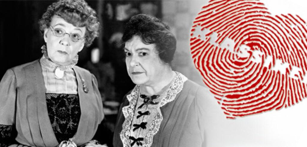 Diese beiden Damen haben nicht nur eine Leiche im Keller