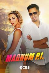 Magnum P.I. - Staffel 3 - Poster