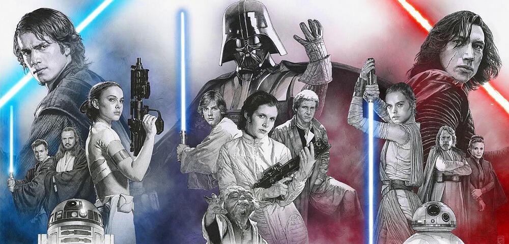 Star Wars-Timeline: Die größten Highlights in der Geschichte der Sternen-Saga