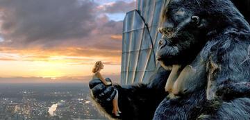 Ich King Kong, du Jane