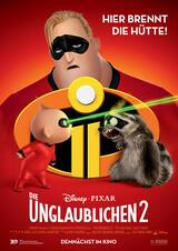 Die Unglaublichen 2 - Poster