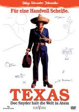 Texas - Doc Snyder hält die Welt in Atem - Poster