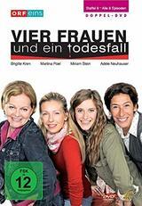 Vier Frauen und ein Todesfall - Staffel 6 - Poster