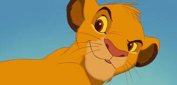 Bild zu:  Wirklich der Gute? Simba in Der König der Löwen