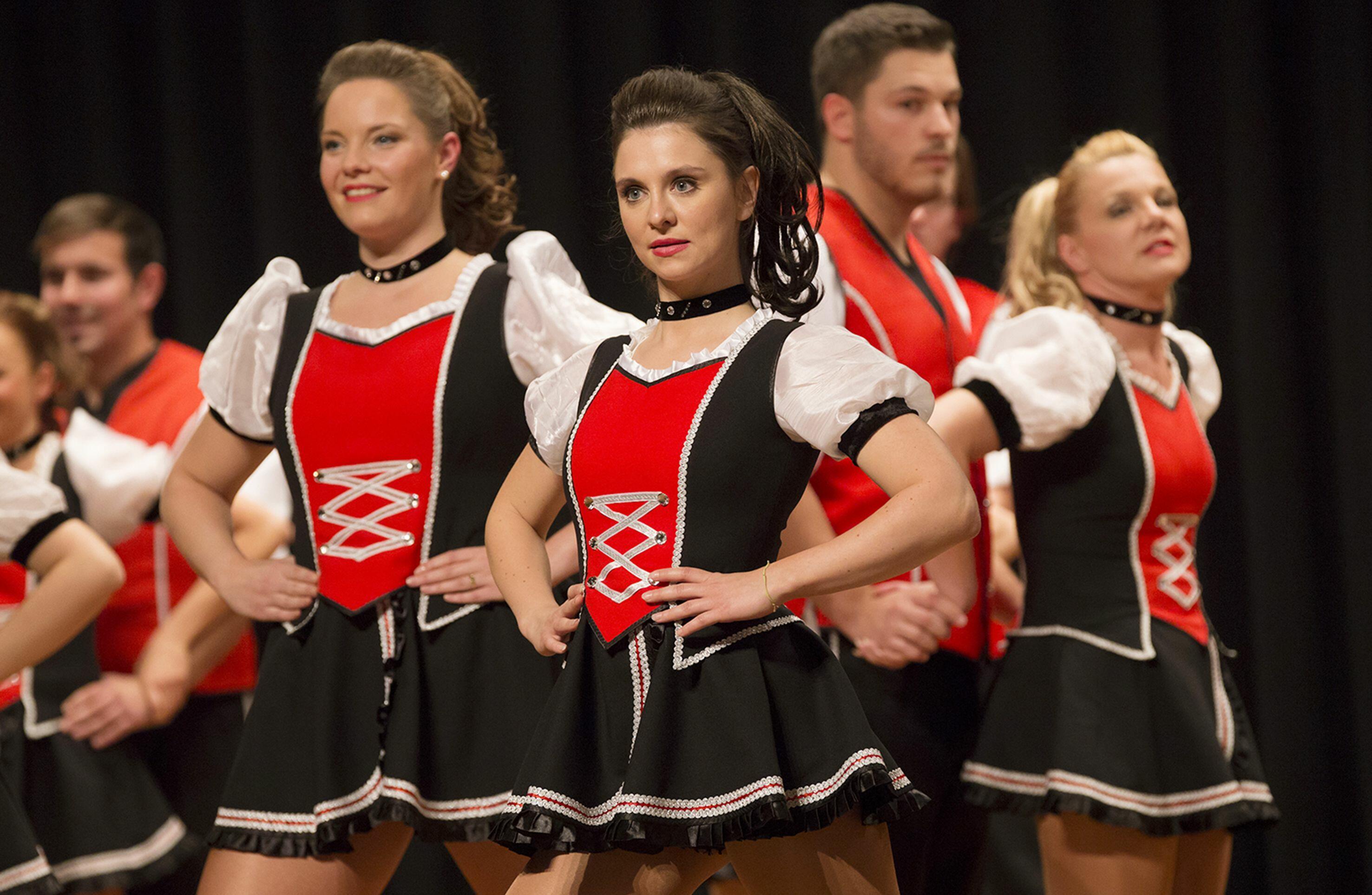 Tatort Tanzmariechen