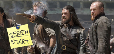 Black Sails, Staffel 4