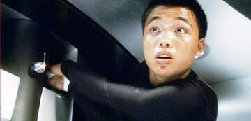 Shaobo Qin als Yen: in Ocean's 11 noch ein voll zählendes Mitglied