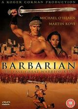 Barbarian - Poster