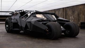 Batmobil-Tumbler aus der Dark Knight-Trilogie