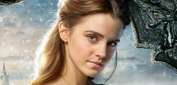 Bild zu:  Emma Watson als Belle inDie Schöne und das Biest
