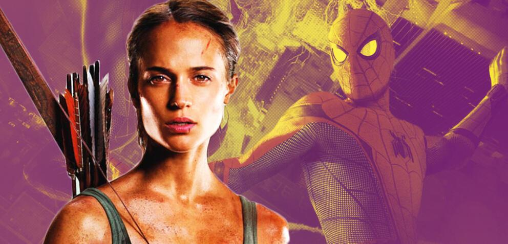 Alicia Vikander könnte Spider-Woman werden