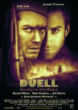 Duell - Enemy at the Gates - Poster