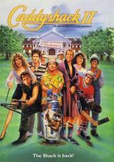 Caddyshack II - Poster