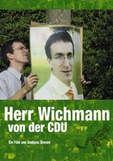 Herr Wichmann von der CDU - Poster