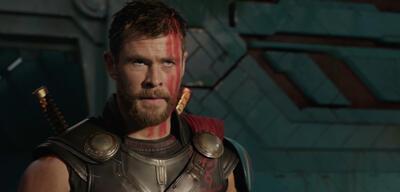 Chris Hemsworth in Thor 3: Ragnarok