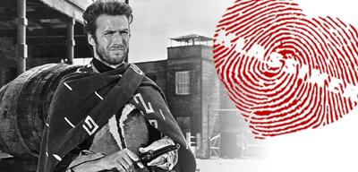 Clint Eastwood in Für eine Handvoll Dollar