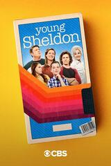 Young Sheldon - Staffel 4 - Poster