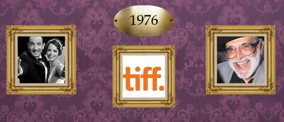1976 wurde das TIFF gegründet.