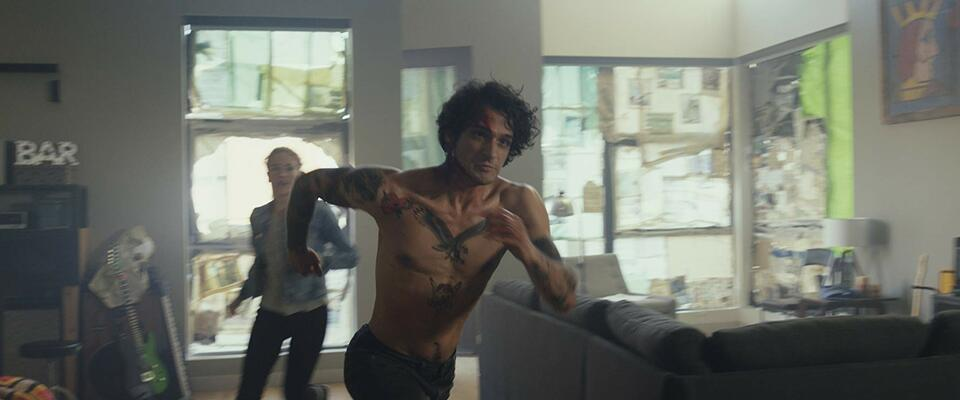 Alone mit Tyler Posey