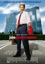 Joe Jedermann - Poster