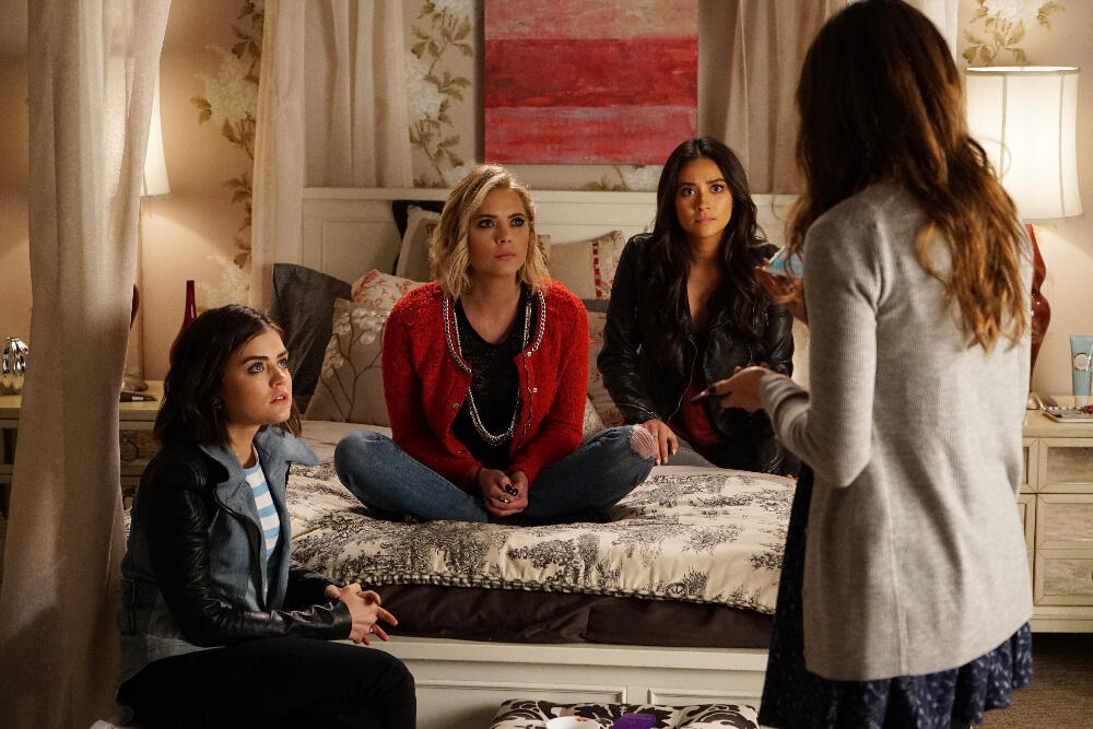 Pretty Little Liars Staffel 1 Kostenlos