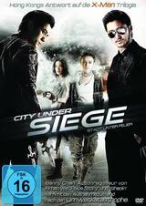 City Under Siege - Poster