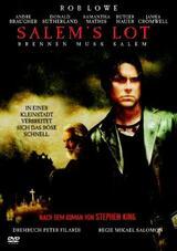 Salem's Lot - Brennen muss Salem - Poster