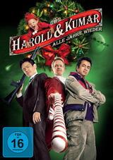 Harold & Kumar - Alle Jahre wieder - Poster