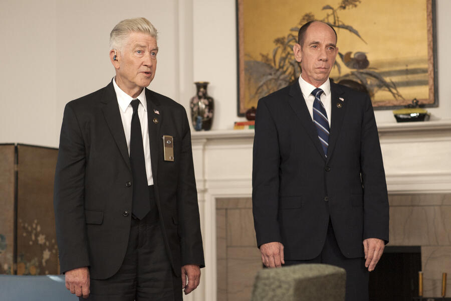 Twin Peaks, Twin Peaks Staffel 1 mit David Lynch und Miguel Ferrer