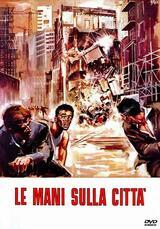 Hände über der Stadt - Poster