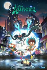 Amphibia - Staffel 3 - Poster