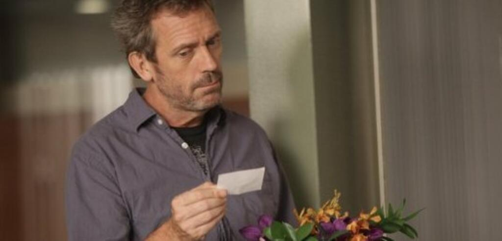 Hugh Laurie in Dr. House