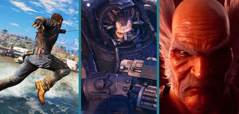 Bild zu Just Cause 3, Tekken 7, The Escapists und mehr!