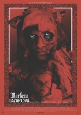 Marketa Lazarová - Poster