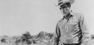 Paul Newman in Der Wildeste unter Tausend