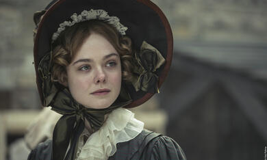 Mary Shelley mit Elle Fanning - Bild 1