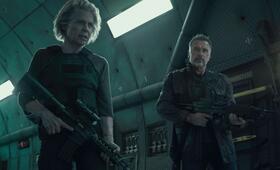 Terminator 6: Dark Fate mit Arnold Schwarzenegger und Linda Hamilton - Bild 18