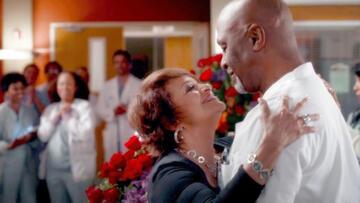 Grey's Anatomy: Catherine macht Richard den Antrag