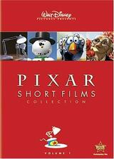 Pixar Kurzfilme - Poster