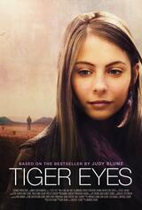 Tiger Eyes - Poster
