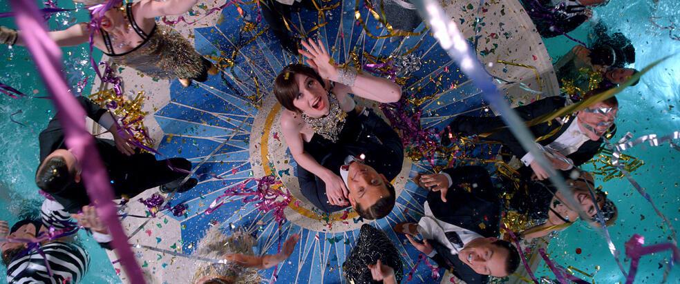 Der große Gatsby mit Elizabeth Debicki