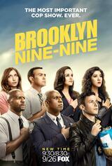 Brooklyn Nine-Nine - Staffel 5 - Poster