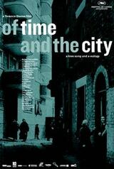 Of Time and the City - Poster