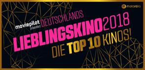 Das ist die Top 10 der Lieblingskinos Deutschlands 2018