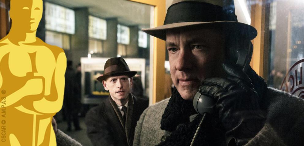 Bridge of Spies beim Oscar 2016